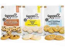 Dewey's Bakery Soft Baked Bliss Cookie Variety Pack | Bake