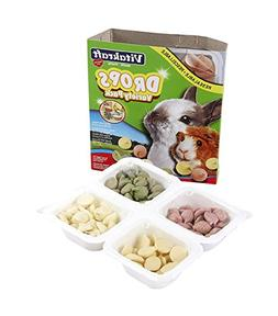 Vitakraft Drops Variety 4 Pack  Treat for Small Animals, 5.0