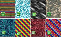 Duck Brand Duct Tape Sheets Variety Assortment 8-Pack 8.25 i