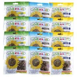 Ella's Flats All Seed Savory Crisps - Variety Pack