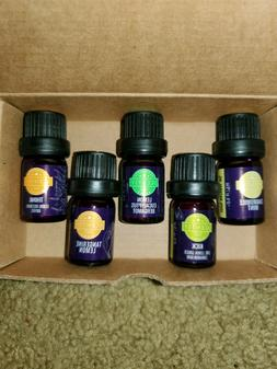 Scentsy Essential Oil Variety 5-pack