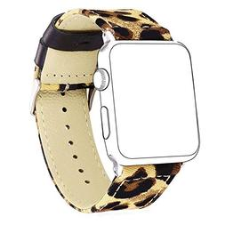 Bandmax Fabric Replacement Strap Compatible Apple Watch,Band