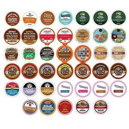Flavored Coffee Single Serve Cups For K cups Brewer Variety