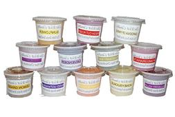 ChicWick Candles 12Pack Floral Bouquet Variety Pack Sample F