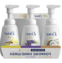 Dove Foaming Hand Wash Variety Pack-3PK.