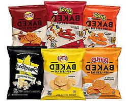 Frito-Lay Baked & Popped Mix Variety Pack, 40 Count