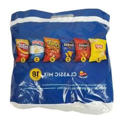 Frito-Lay Flavor Classic Mix Chips Variety Pack 18 Count