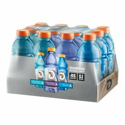 Gatorade Frost Thirst Quencher Variety Pack, 20 Ounce Bottle