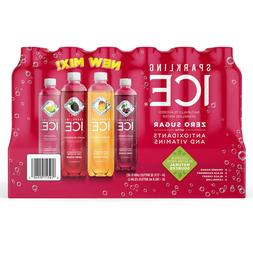 Sparkling Ice Fruit Frenzy Variety Pack 17oz, 24pk