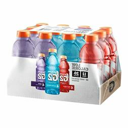 Gatorade G2 Thirst Quencher Variety Pack  20 Ounce Bottles