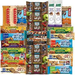 healthy bars care package office assortment includes