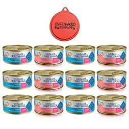 Blue Buffalo Bundle Healthy Gourmet Indoor Wet Cat Food Vari