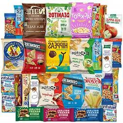 healthy snacks care package variety pack by