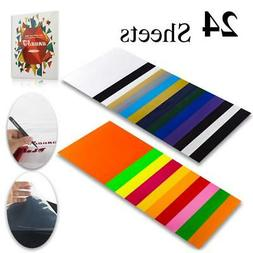 Heat Transfer Vinyl HTV Bundle Variety Pack Assortment for T
