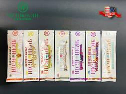 HIGH ORGANIC WRAPS VARIETY PACK 7 PACKS 14 PAPERS BERRY MANG