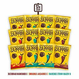 hippeas organic chickpea puffs variety pack 1
