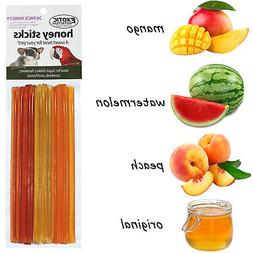 Honey Sticks Variety Pack  - Healthy & Unique Treat for Suga