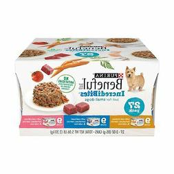 Purina Beneful IncrediBites For Small Dogs Variety Pack Dog