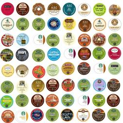 Keurig K-Cup CUSTOM VARIETY Pack. Over 150 Flavors To Choose