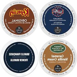 K-Cup Flavored Coffee Variety Pack, 96 Count Flavored Keurig