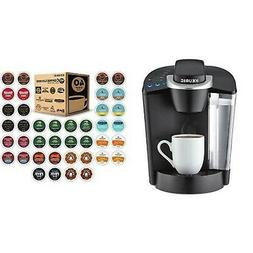 Keurig K55/K-Classic Coffee Maker + 40ct Variety Pack of K-C