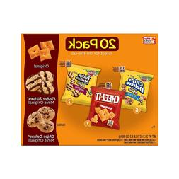 keebler cookie and cheez it variety pack