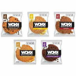 Know Better Protein Cookies - Variety Pack
