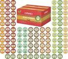 Cha4Tea 100-Count K Cups Tea Variety Sampler Pack For Keurig