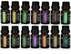 14 PURE Essential Oils Set Variety Pack. FRANKINCENSE, PATCH