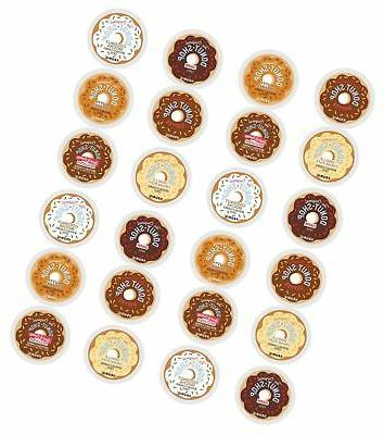 24 pack Donut House Cups for