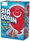 90/0.55oz AirHeads Variety Fruit Flavor Chewy Candy Bar,Now