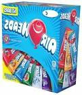 Airheads Bars Chewy Fruit Candies Variety Pack 60 Count, Var
