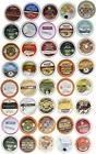 Coffee Variety Sampler Pack Single Serve Cups for Keurig K-C