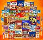 Cookies Chips & Candies Snacks Variety Pack Bulk Sampler Ass