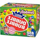 "Extra Large Box Dubble Bubble-Gumballs 1"" in Diameter Variet"