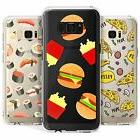 For Samsung Galaxy S8 | Ringke  Food Design Cover Film