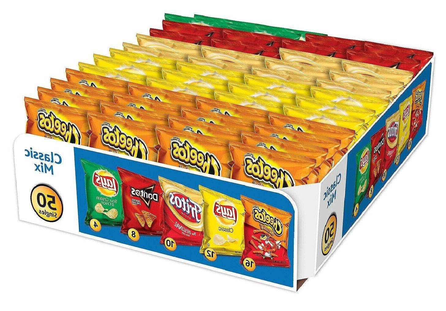 Frito-Lay Pack Great For 50