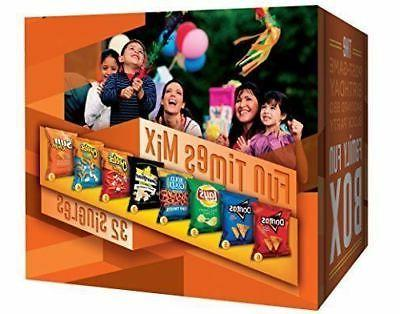 Frito-Lay Fun Times Mix Variety Pack, 32 Count