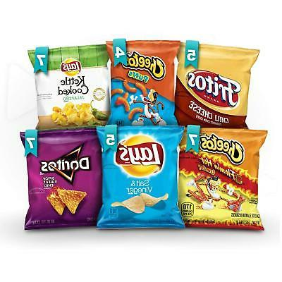 Frito-Lay Party Refreshment Treats Finger Snacks Bold Mix Va