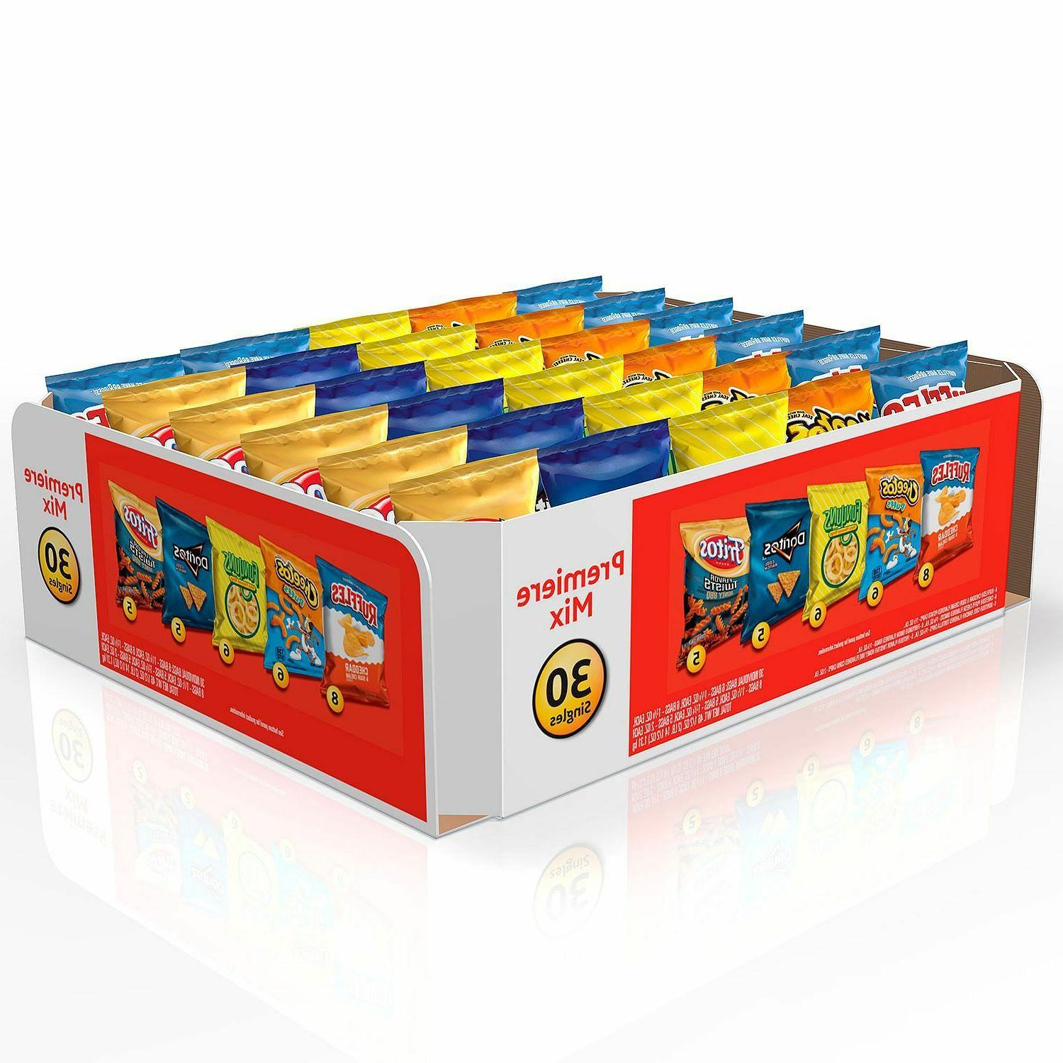 Frito-Lay Premiere Chips and Snacks Variety Pack