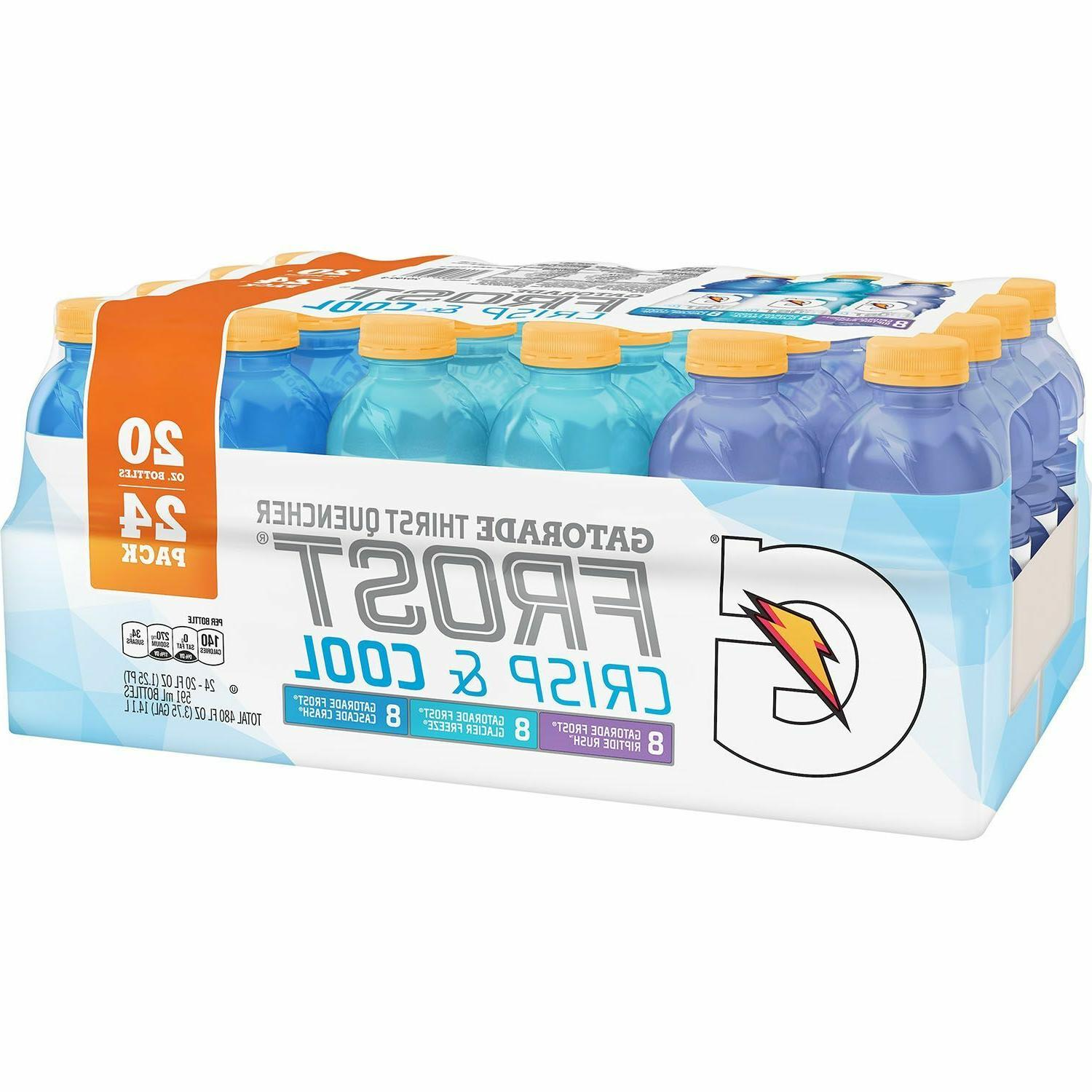 Gatorade Sports Drinks Frost Variety Pack