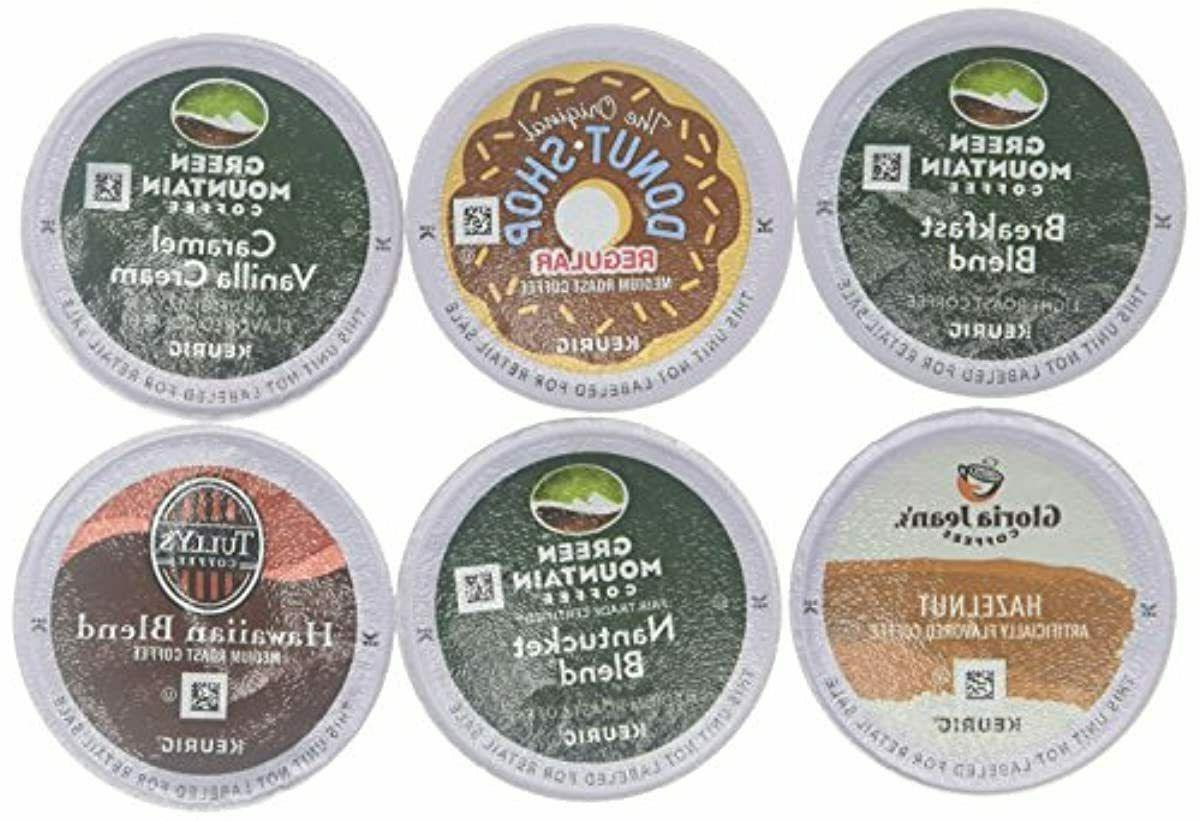 KEURIG Variety Pack Collection Coffee Favorites K Cups 42 Co