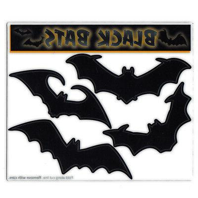 Magnet Variety Pack  - Large Black Bats  Refrigerator, Car
