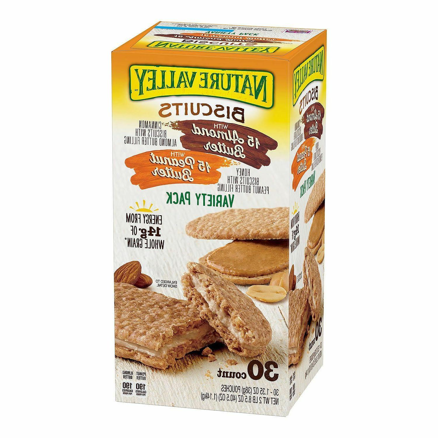 Nature Valley Biscuit Sandwich Variety Pack *THE BEST PRICE*
