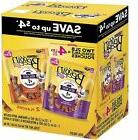 Purina Beggin Strips Variety Pack 32 Oz 2 Pk Bacon Cheese Re