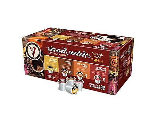 Victor Allen - Autumn Variety Pack K-Cups  FREE SHIPPING - B