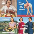 Women Cocktail Napkins Funny Anne Taintor Variety Pack 40 to
