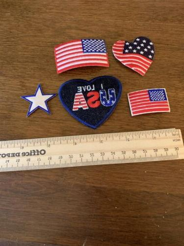 American Patch Assortment States 5