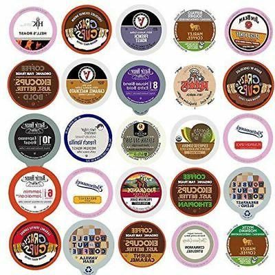 Best Selection TOP Brands Variety Pack Sampler Single Serve