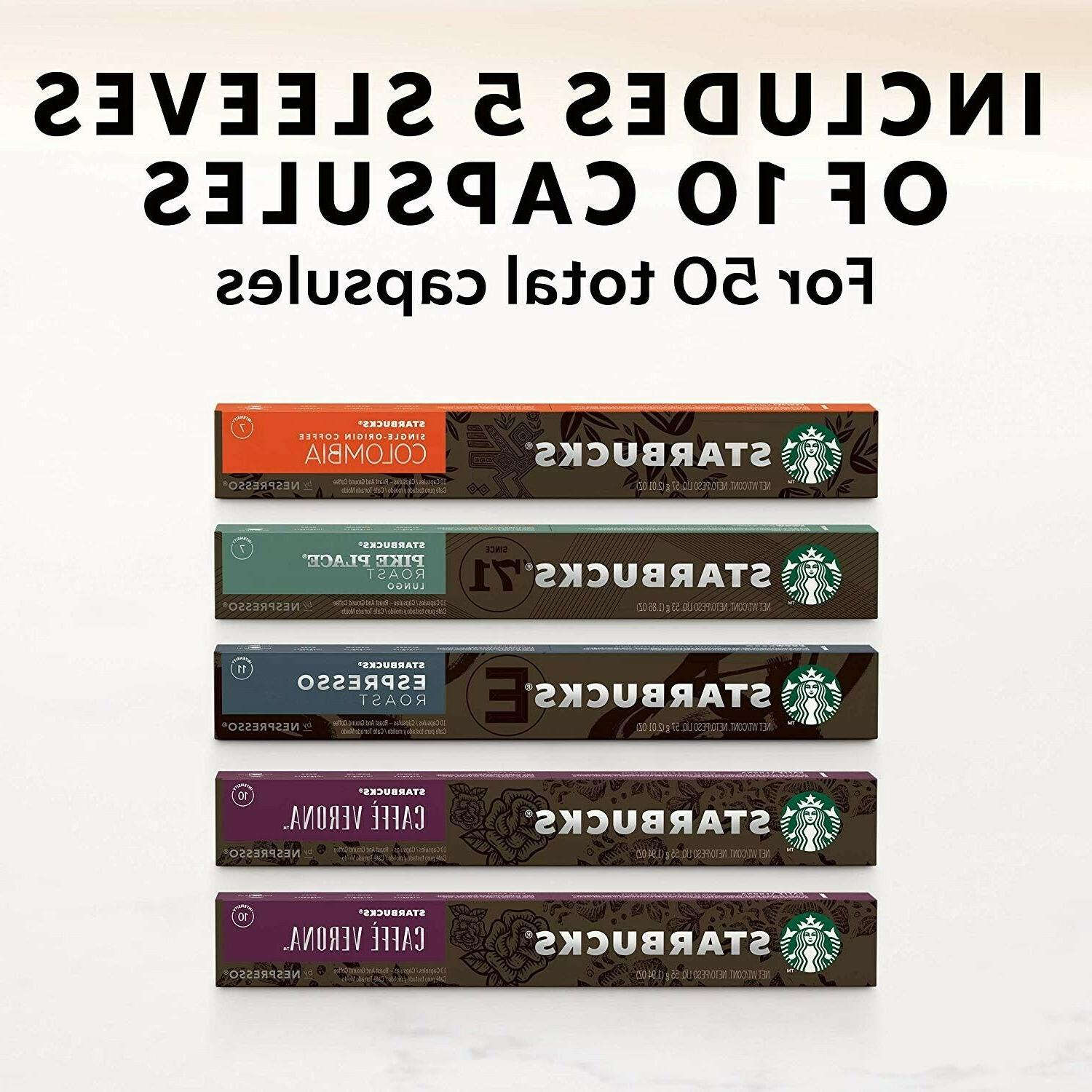 Starbucks by Variety Pack (50-count serve